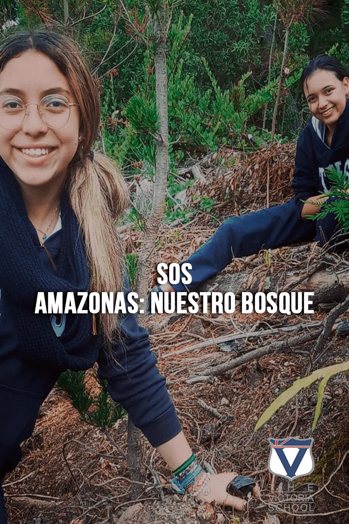 SOS Amazonas Nuestro Bosque